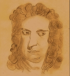 Isaac Newton by ichigo85